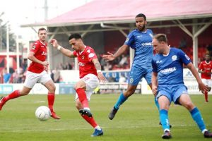 Dover Athletic vs Ebbsfleet United 01h45 ngày 04/09