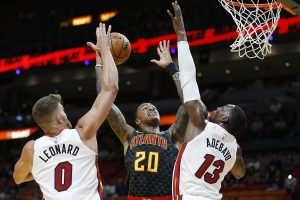 Nhận định Atlanta Hawks vs Miami Heat 21/2 NBA