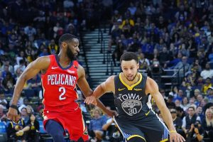 Nhận định Golden State Warriors vs New Orleans Pelicans 24/2 NBA