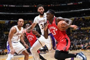 Nhận định Toronto Raptors vs Los Angeles Lakers 02/08 NBA