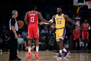 Nhận định Los Angeles Lakers vs Houston Rockets 07/09 NBA