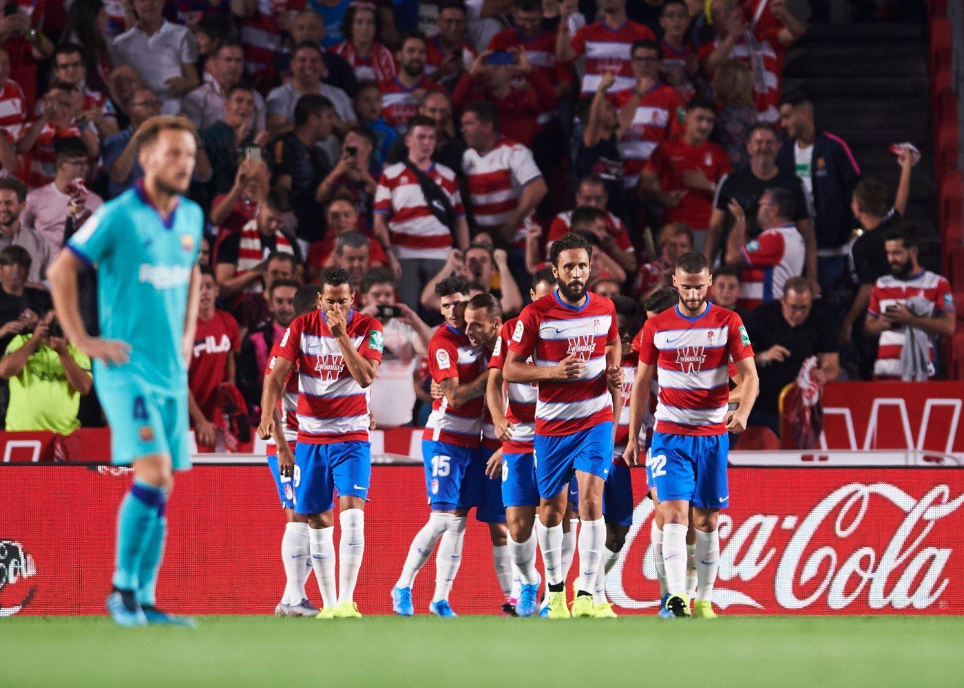 Nhận định Granada vs Barcelona00h30 ngày 10/01/2021