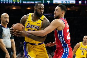 Nhận định Philadelphia 76ers vs Los Angeles Lakers, 28/1, NBA