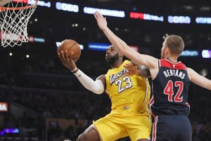 Nhận định Los Angeles Lakers vs Washington Wizards, 23/2, NBA