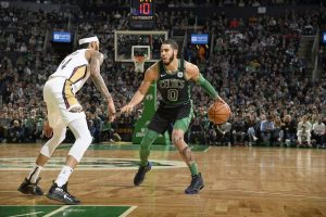 Nhận định New Orleans Pelicans vs Boston Celtics, 22/2, NBA