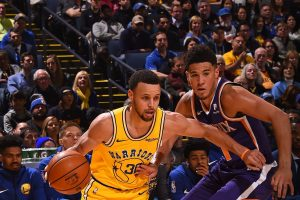 Nhận định Phoenix Suns vs Golden State Warriors, 5/3, NBA