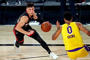 Nhận định Miami Heat vs Los Angeles Lakers, 9/4, NBA