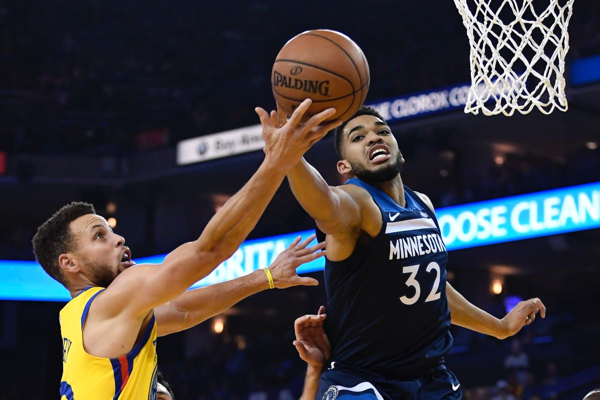 Nhận định Minnesota Timberwolves vs Golden State Warriors, 30/4, NBA