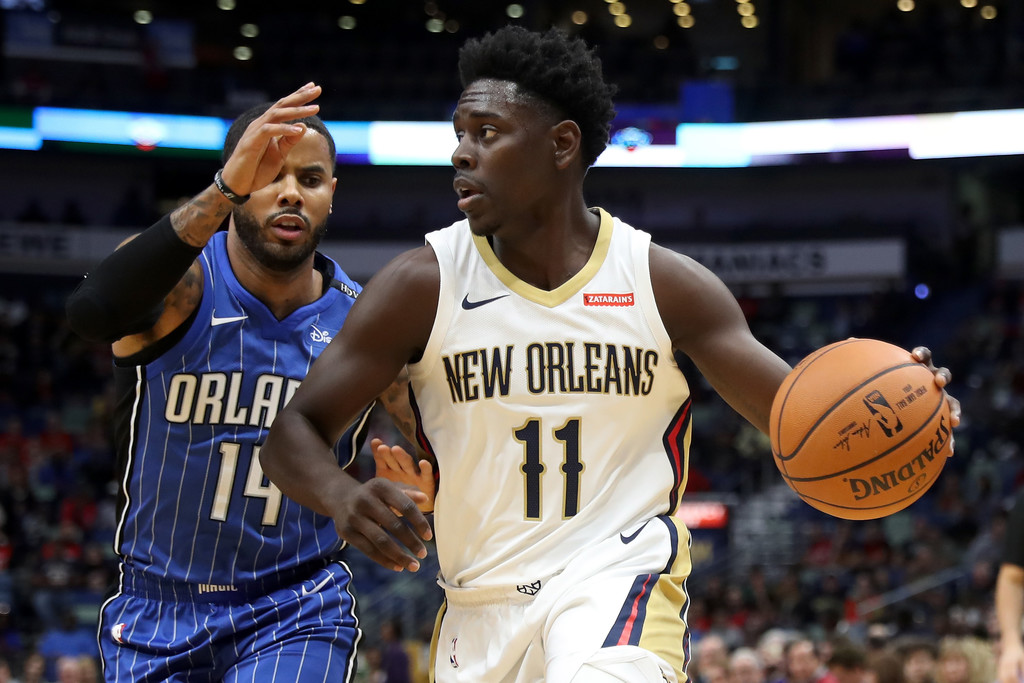 Nhận định Orlando Magic vs New Orleans Pelicans, 23/4, NBA