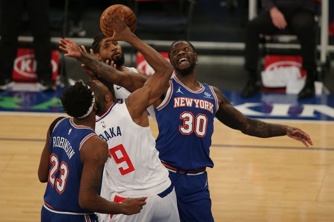 Nhận định Los Angeles Clippers vs New York Knicks, 10/5, NBA