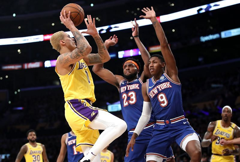 Nhận định Los Angeles Lakers vs New York Knicks, 12/5, NBA