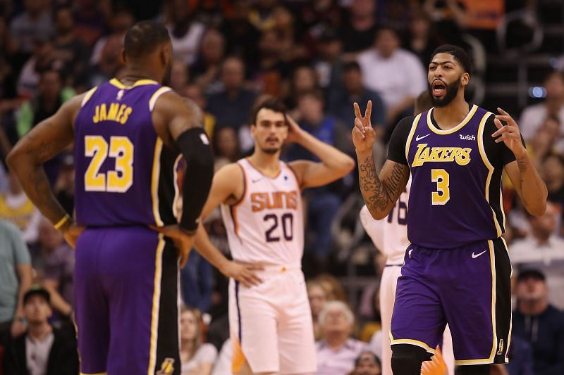 Nhận định Los Angeles Lakers vs Phoenix Suns, 10/5, NBA