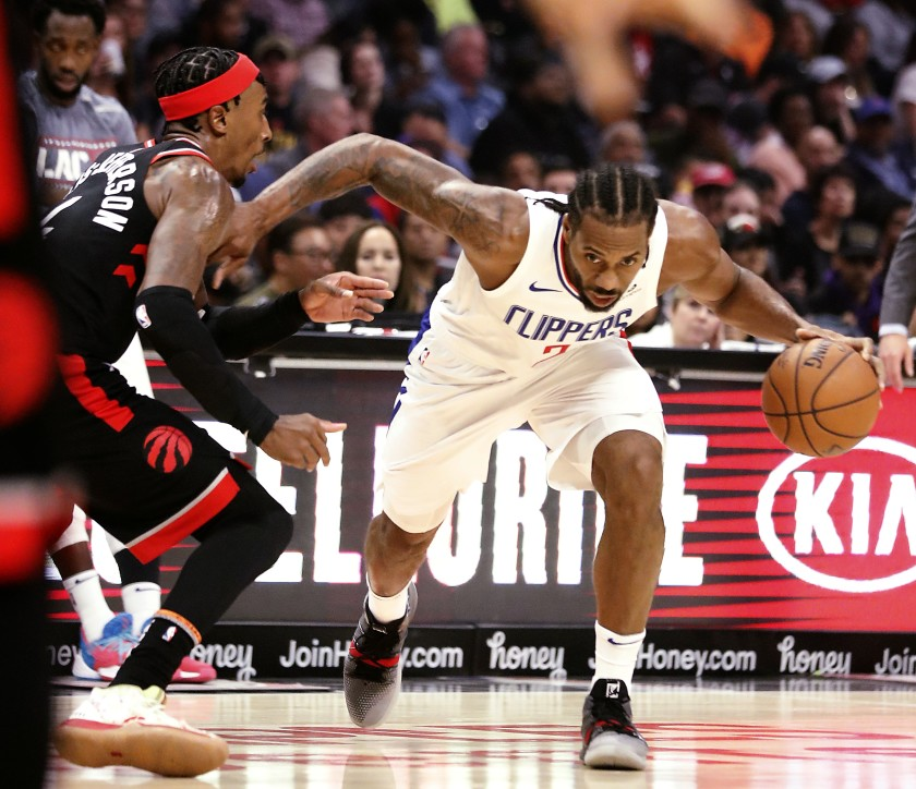 Nhận định Toronto Raptors vs Los Angeles Clippers, 12/5, NBA